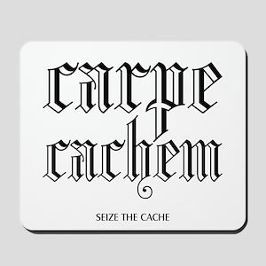 Carpe Cachem Mousepad