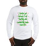 Psalm 139:14 Long Sleeve T-Shirt