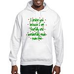 Psalm 139:14 Hooded Sweatshirt