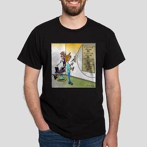 Electric Hair Dark T-Shirt