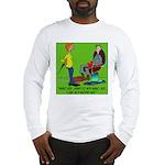 Battery Acid Shampoo Long Sleeve T-Shirt