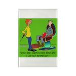 Battery Acid Shampoo Rectangle Magnet (10 pack)