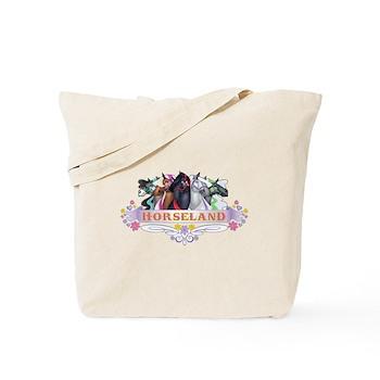 Horseland T Tote Bag