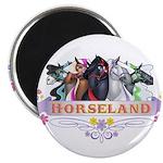 "Horseland T 2.25"" Magnet (10 pack)"