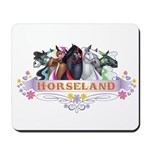 Horseland TM Mousepad