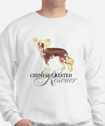Chinese Crested Rescue Jumper