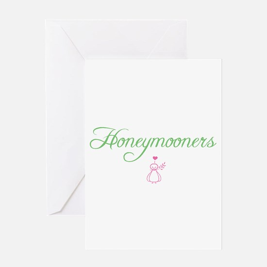 Cute Destination wedding Greeting Card