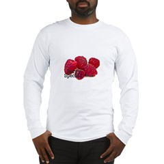 Berry Special Raspberries Long Sleeve T-Shirt