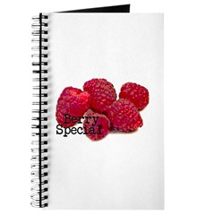 Berry Special Raspberries Journal