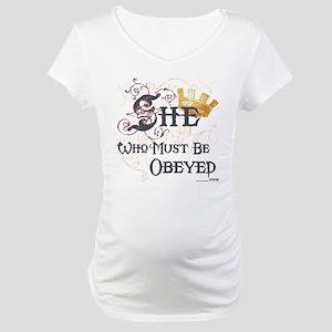Obeyed Maternity T-Shirt