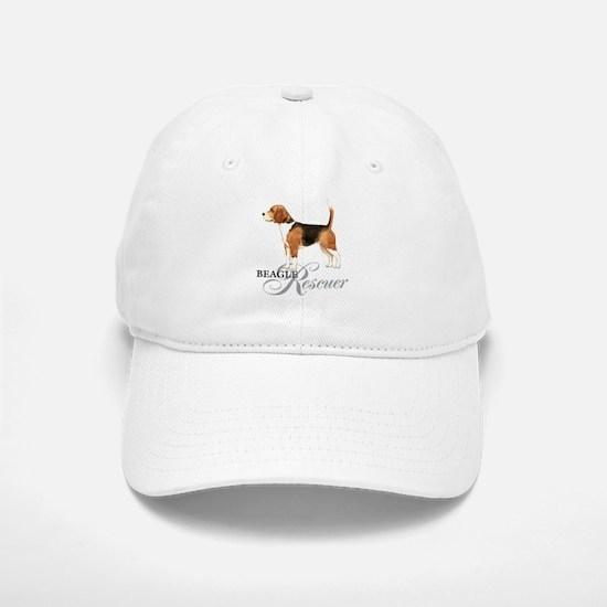 Beagle Rescue Baseball Baseball Cap