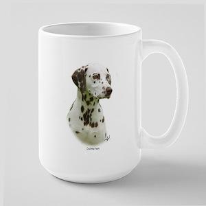 Dalmatian 9J022D-19 Large Mug
