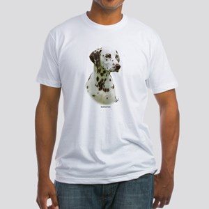 Dalmatian 9J022D-19 Fitted T-Shirt