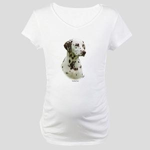 Dalmatian 9J022D-19 Maternity T-Shirt
