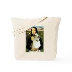 Mona & her Borzoi Tote Bag