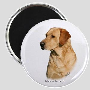 Labrador Retriever 9Y297D-038a Magnet