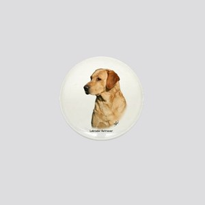 Labrador Retriever 9Y297D-038a Mini Button
