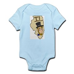 Illinois Infant Creeper
