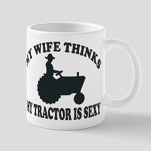 Tractor Sexy Mug