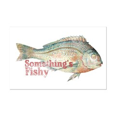 Vintage Something's Fishy Posters