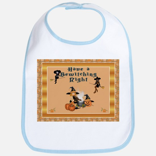 Bewitching Witches Bib