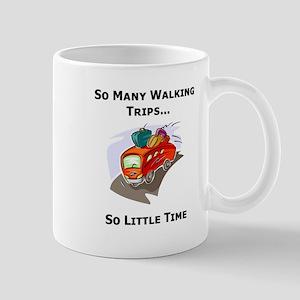 So Many Walking Trips Mug