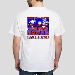 Bomb Squad White T-Shirt