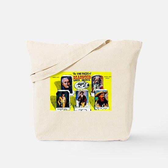 Deadwood Tote Bag