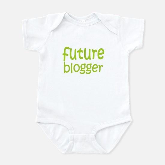 Future Blogger Infant Bodysuit