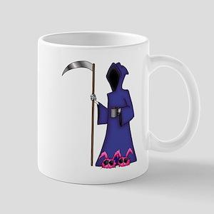 Death In BunnySlippers Mug