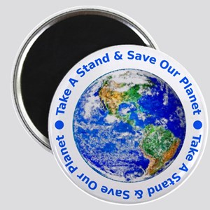 Save Our Planet! Magnet