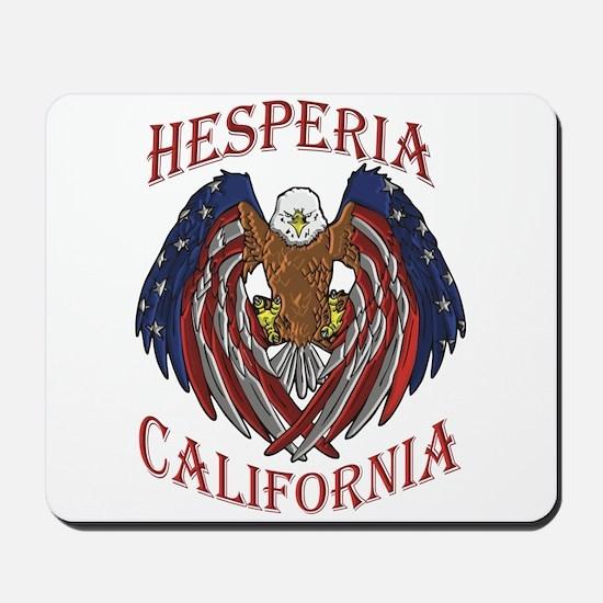 HESPERIA EAGLE Mousepad