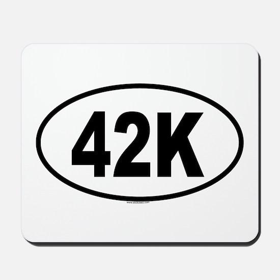 42K Mousepad