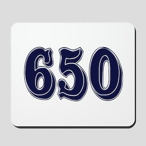 650 Mousepad