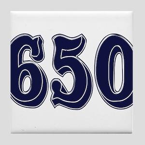 650 Tile Coaster