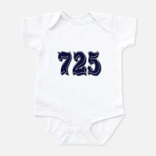 725 Infant Bodysuit