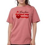 hauled my heart away2 Womens Comfort Colors® Shirt