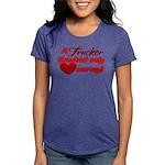 hauled my heart away2 Womens Tri-blend T-Shirt