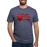 hauled my heart away2 Mens Tri-blend T-Shirt