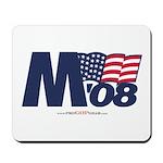 """M 08"" Mousepad"