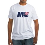 """""""M 08"""" Fitted T-Shirt"""