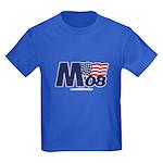 """""""M 08"""" Kids Dark T-Shirt"""