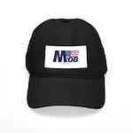 """""""M 08"""" Black Cap"""