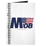 """M 08"" Journal"
