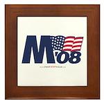 """""""M 08"""" Framed Tile"""