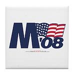"""M 08"" Tile Coaster"