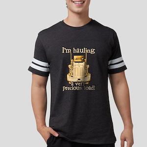 Hauling a Precious Load Mens Football Shirt