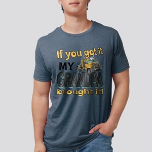 GRANDPA got it2 Mens Tri-blend T-Shirt