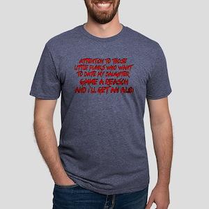 Get an Alibi Mens Tri-blend T-Shirt