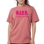 M.A.D.D. Womens Comfort Colors® Shirt